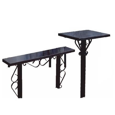 Стол и скамейка на могилу в Красноярске